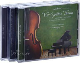 Instrumentalmusik CD-Paket