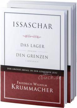 Friedrich Wilhelm Krummacher:  Issaschar - 20er-Pack - Das Lager zwischen den Grenzen