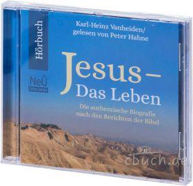 Karl-Heinz Vanheiden: Jesus - Das Leben von Jesus