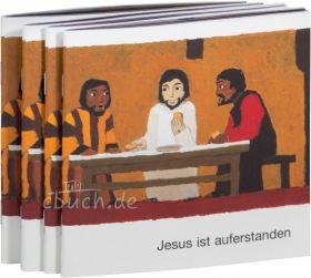 Kees de Kort: Jesus ist auferstanden - 4er Set