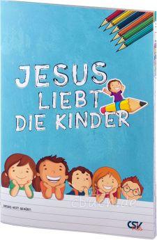 Jesus liebt die Kinder - Malheft