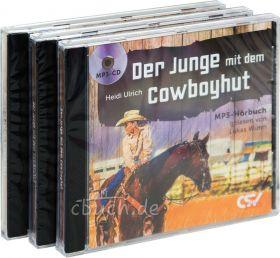 Ulrich : Josch-Serie - MP3 Hörbuch-Paket