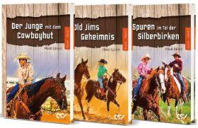 Heidi Ulrich: Josch-Triologie: Cowboyhut / Old Jim / Silberbirken