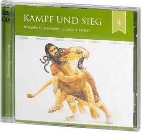 van-Wijk: Kampf und Sieg (2 Audio-CDs Hörbuch) - Folge 4