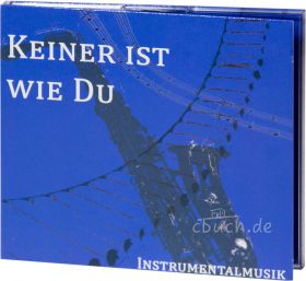 Keiner ist wie Du - Instrumental (Audio-Musik-CD)