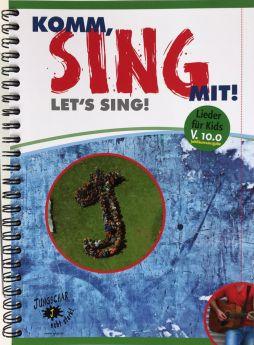 Komm, sing mit! - Notenausgabe - Jubiläumsausgabe