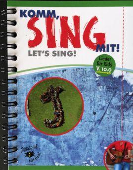 Komm, sing mit! - Textausgabe Liederbuch
