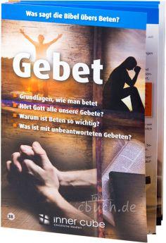 Gebet - Leporello 38