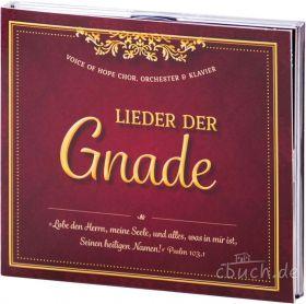 Lieder der Gnade (Audio-CD)
