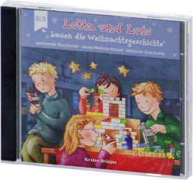 Brünjes: Lotta und Luis bauen die Weihnachtsgeschichte (Audio-Hörspiel)