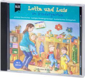 Lotta und Luis im Kindergarten (Audio-Hörspiel)