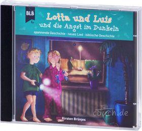 Brünjes: Lotta und Luis und die Angst im Dunkeln (Audio-Hörspiel)