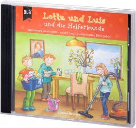 Brünjes: Lotta und Luis und die Helferbande - Oster-CD (Audio-Hörspiel)