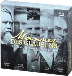 Männer des Glaubens (Hörspiele - 5 CDs)