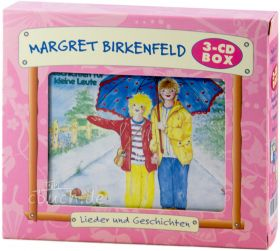 Die Margret-Birkenfeld-CD-Box 2