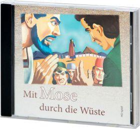 Mit Mose durch die Wüste - Audio Hörspiel