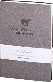 """Notizbuch """"Der HERR ist mein Hirte"""""""
