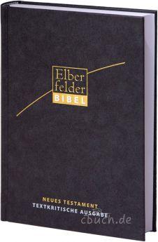 Revidierte Elberfelder Bibel - NT, Textkritische Ausgabe