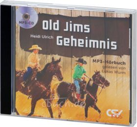 Ulrich: Old Jims Geheimnis (MP3-Hörbuch)