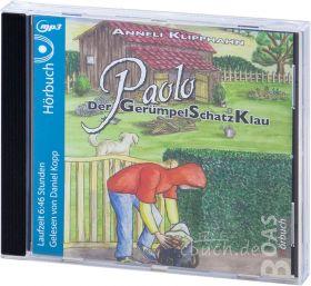 Anneli Klipphahn: Paolo - Der GerümpelSchatzKlau (MP3-Hörbuch-CD)