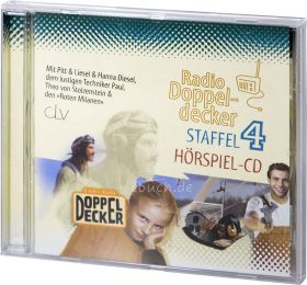 Radio Doppeldecker - Staffel 4 (Audio-Hörspiel)