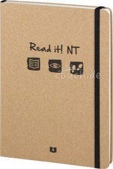 Jung: Read it! NT - Bibelleseplan mit Notizen - Ein Kurs