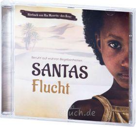 Ria Mourits-den Boer: Santas Flucht (Audio-Hörbuch)