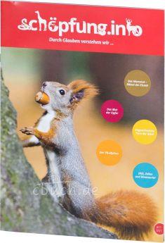 Magazin Schöpfung.info Nr. 11 - Landtiere