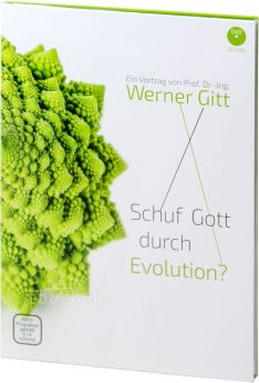 Werner Gitt: Schuf Gott durch Evolution? (DVD)