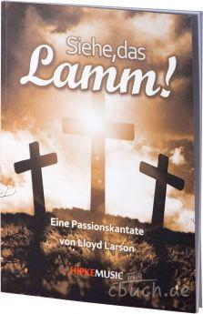Siehe, das Lamm - Notenbuch