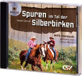 Ulrich: Spuren im Tal der Silberbirken (MP3-Hörbuch)