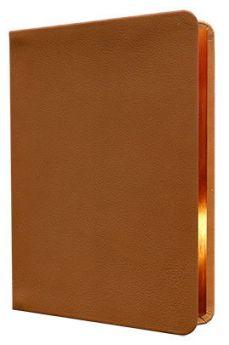 Elberfelder Bibel Edition CSV - Standardbibel, Leder, hellbraun, mit Notizseiten