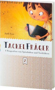 Andreas Fett: Tackelfräger (Band 2)