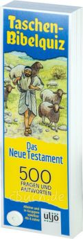 Taschen-Bibelquiz - Neues Testament
