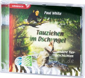 White: Tauziehen im Dschungel (MP3-Hörbuch)
