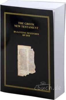 The Greek New Testament - Byzantischer Texttyp Mehrheitstext