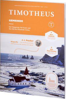 Timotheus Magazin Nr. 26 - 01/2017 - Gemeinde