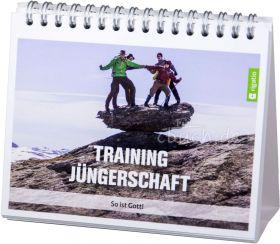 Kartenaufsteller: Training Jüngerschaft - Impuls