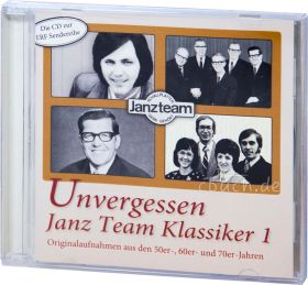 Unvergessen - Janz Team Klassiker 1 (Audio-CD)