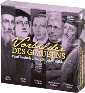 Vorbilder des Glaubens (5 Audio-CDs) - Hörspielbox