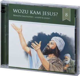 van-Wijk: Wozu kam Jesus? (2 Audio-CDs Hörbuch) - Folge 8