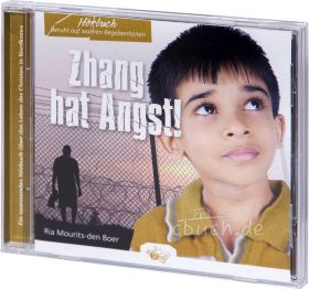 Zhang hat Angst! (Audio-Hörbuch)