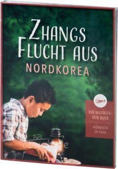 Ria Mourits-den Boer: Zhangs Flucht aus Nordkorea (MP3-Hörbuch)