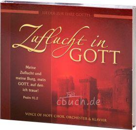 Zuflucht in Gott (Audio-Musik-CD)