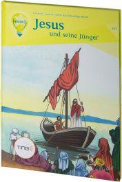 know it: jesus und seine jünger für den ting-stift | cbuch.de