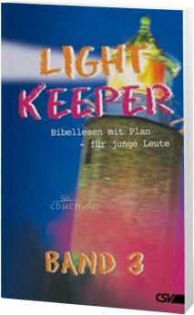Lightkeeper Band 3 - Bibelleseplan