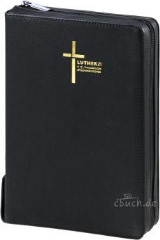Luther21 - F.C. Thompson Studienausgabe - Standard - Cromwell Leder schwarz