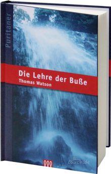 Watson: Die Lehre der Buße