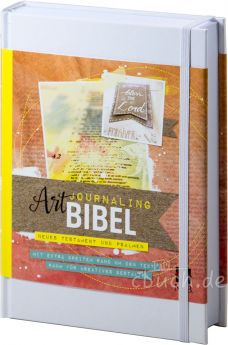 NLB Art Journaling Bibel - Neues Testament und Psalmen