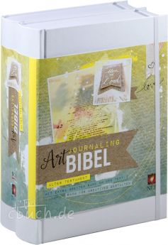 NLB Art Journaling Bibel - Altes Testament